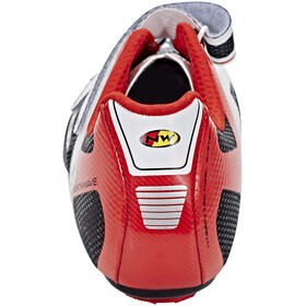 Northwave Sonic 2 - Chaussures - rouge/noir